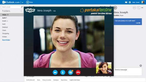 Skype Anlık (Simultane) Çeviri