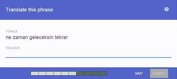 Türklerin Google Translateden En Çok Yardım İstediği 25 Konu