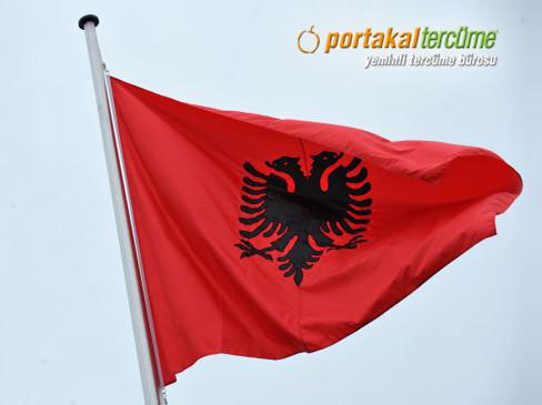 Arnavutluk Bayrağı, Albania Flag