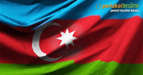 Azerice-Türkçe Tercüme