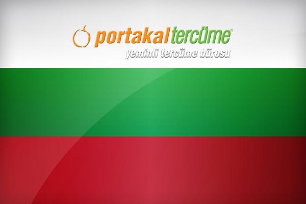 Bulgarca-Türkçe Tercüme