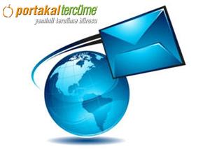 e mail tercume E mail Tercüme Hizmetleri