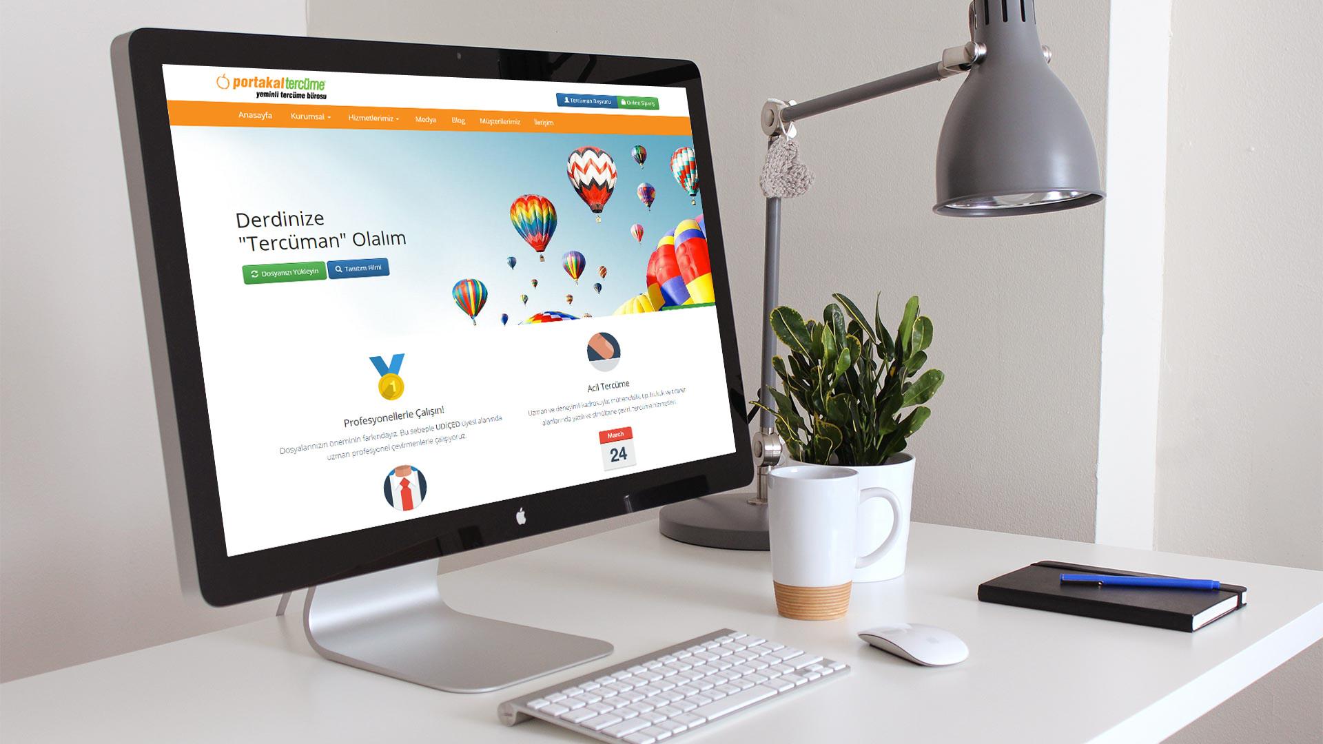 Web Sitesi Çeviri-Tercüme Hizmetleri