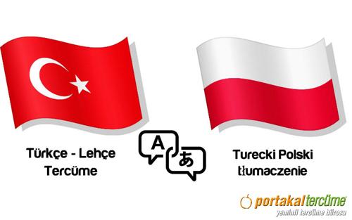 Lehçe-Türkçe Tercüme