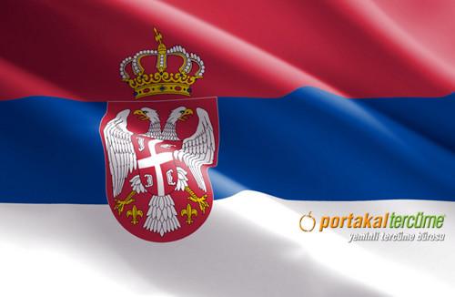 Sırpça-Türkçe Tercüme