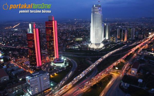 Tercüme Bürosu 4.Levent, İstanbul
