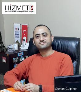 Hizmetix Dergisi - Gürkan Gülpınar Röpörtaj