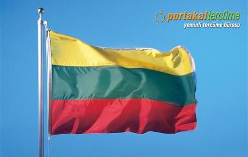 Litvanyaca Tercüme Fiyatları
