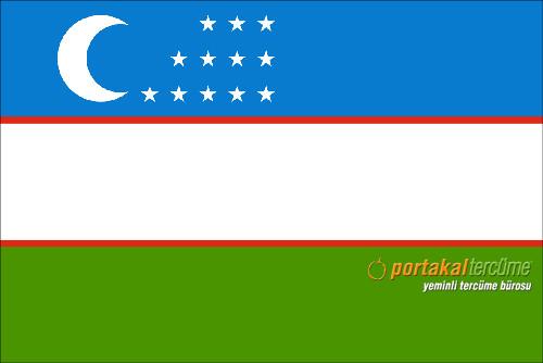 Özbekçe Tercüme Fiyatları