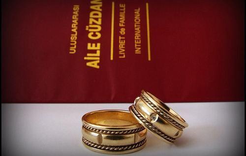 Evlilik Cüzdanı Tercüme, Çevirisi