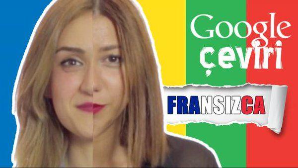 """""""Google Translate"""" İnsan Olsaydı Neler Olurdu?"""