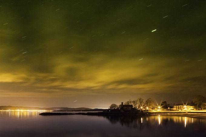 scotland isle of bute aurora 514380481 Kuzey Işıklarını izleyebileceğiniz en iyi 6 yer