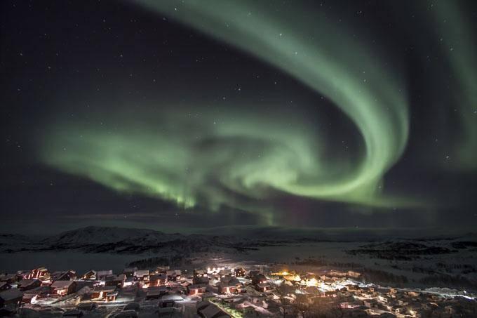 sweden aurora 463740785 Kuzey Işıklarını izleyebileceğiniz en iyi 6 yer