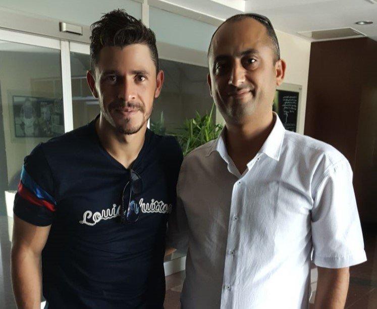 Fenerbahçeli Sambacı Giuliano Portakal Tercüme'yi Seçti