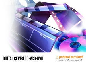Dijital Çeviri CV-DVD-VCD