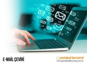 E-Mail Çeviri