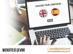 Websitesi Çeviri