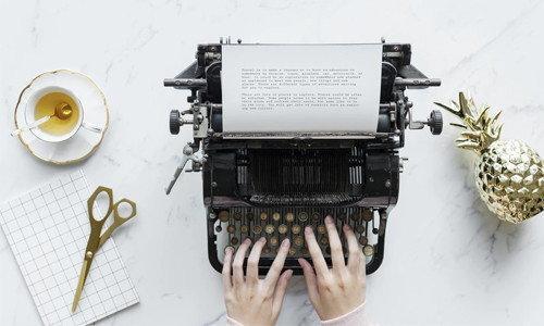 ozgecmis hazirlamak 500x300 Tercümanlar CV Hazırlarken Nelere Dikkat Etmelidir?